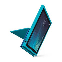 BLOK Protective Case for iPad Air 2-TEAL BLUE-N/A-EMEA-944